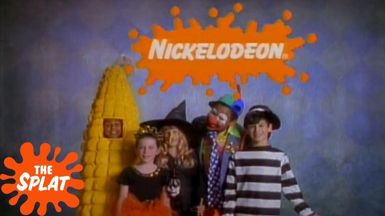 90s nickelodeon halloween commercials | the splat - youtube