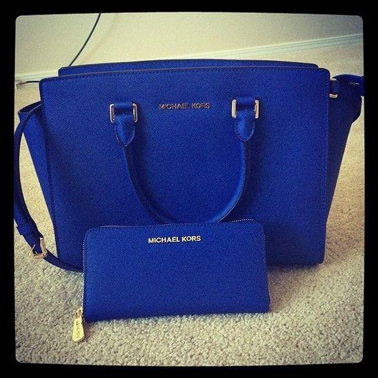 Michael #Kors #Handbags   Bolsos cartera, Cartera de moda
