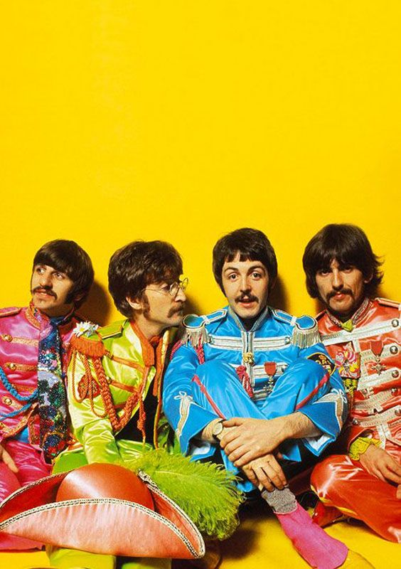 The Beatles Y Mucho Color