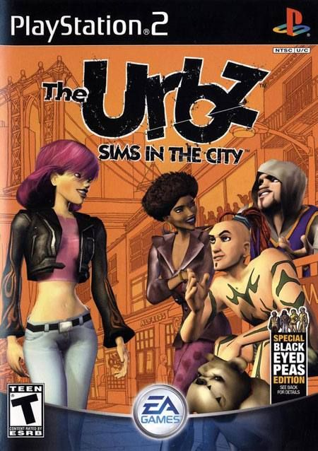 Urbz Sims In The City Awesome Game Great Music Black Eyed Peas