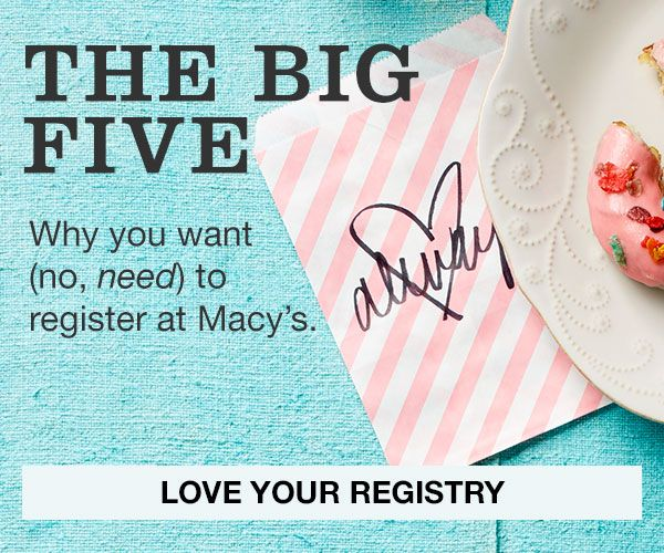 Macy Wedding Gifts: Wedding Registry, Bridal Registry, Wedding Gift