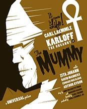 The Mummy, poster