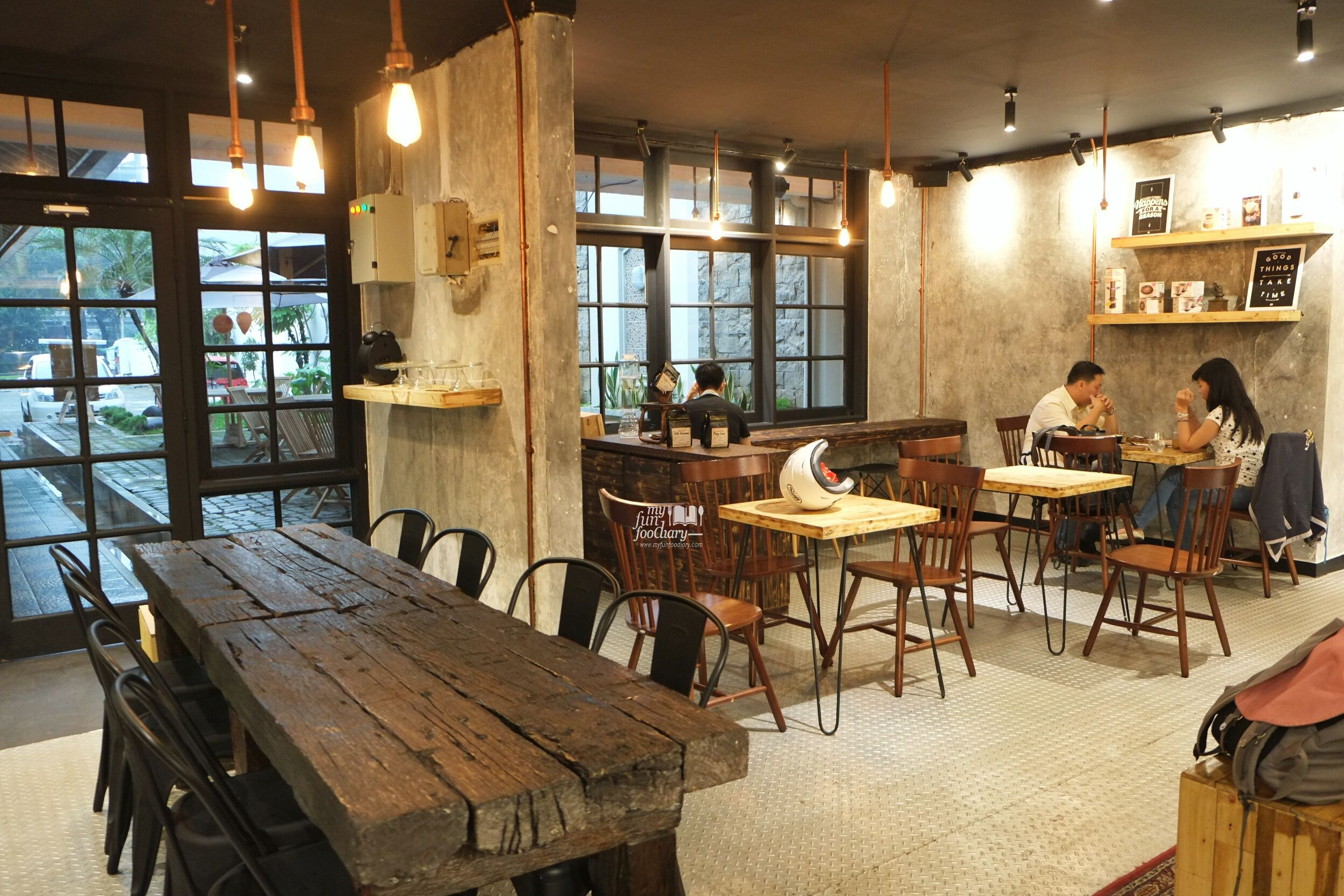 Watt Coffee A New Artisan Coffee Brewer Located In Kwitang Senen Central Jakarta Seems To Attract A Lot Of Attention Among Fellow Coffee Lovers Because I Saw