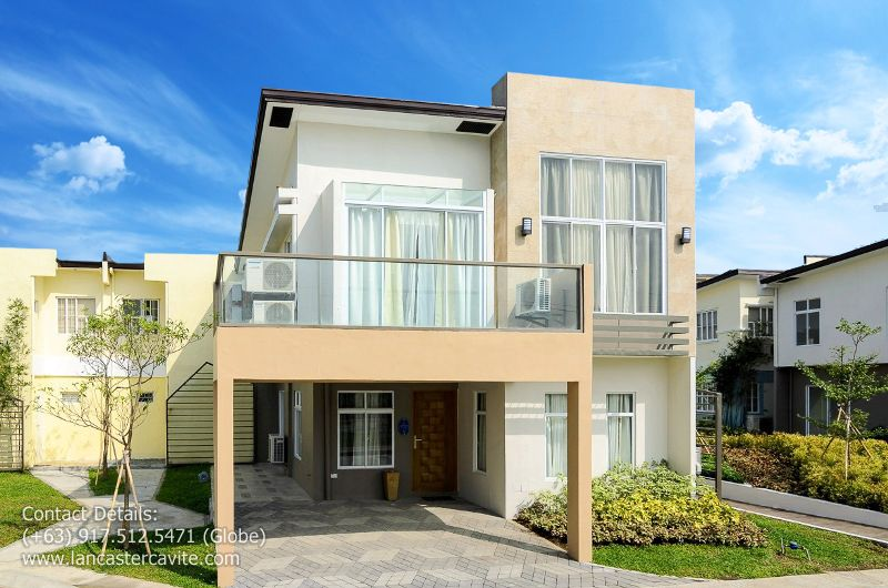 Briana House Model In Lancaster New City Cavite City House