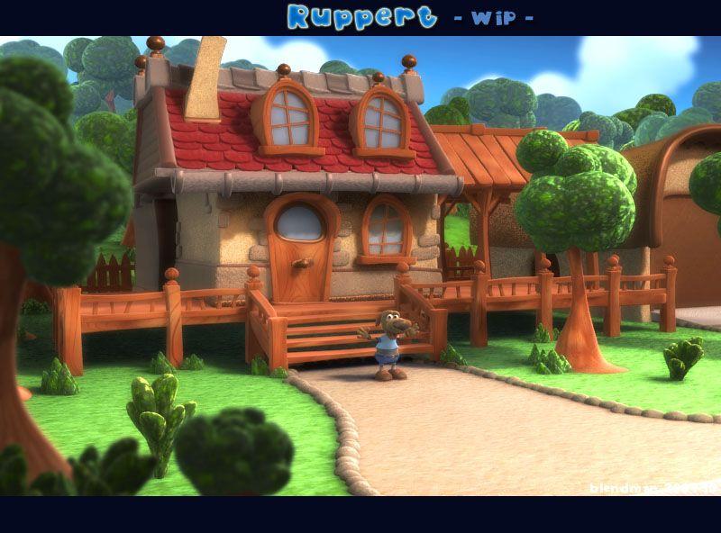 3d cartoon tree - Google Search Cartoony enviroment, houses and - Logiciel De Maison 3d