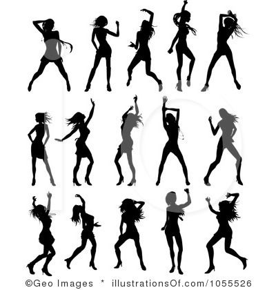 Dance Wall Decor - Jazz Terms Typography Print - Teen ... |Pretty Girl Dance Stencil