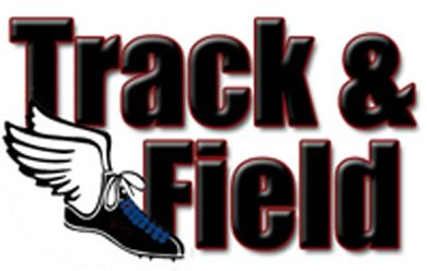 Track And Field Logo Track Field Track Field Events