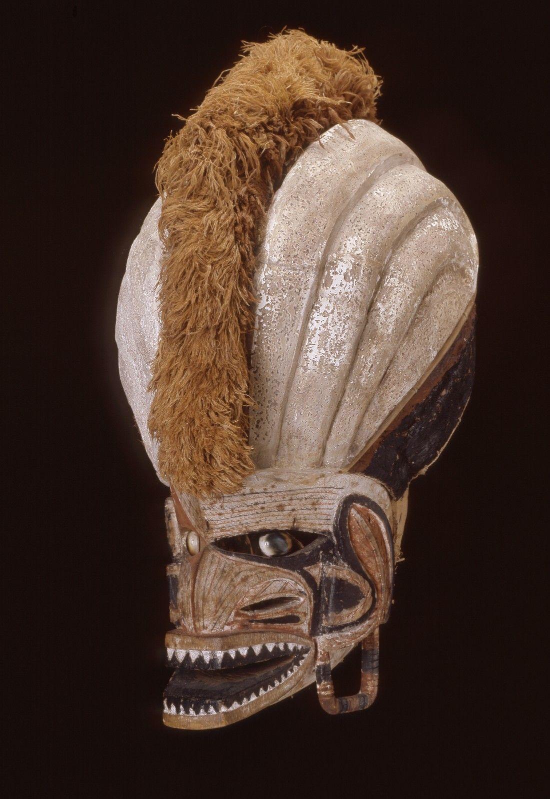 Helmet Mask Tatanua Indianapolis Museum Of Art S