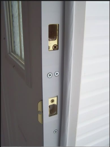 Rebar Door Security Device Our Universal Fitting High