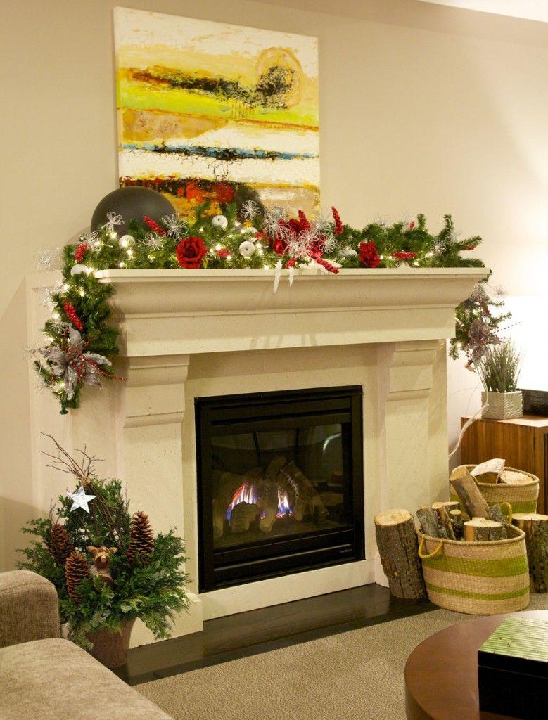 Christmas Decor Ideas - View From The Front Porch   Geranium Canada ...