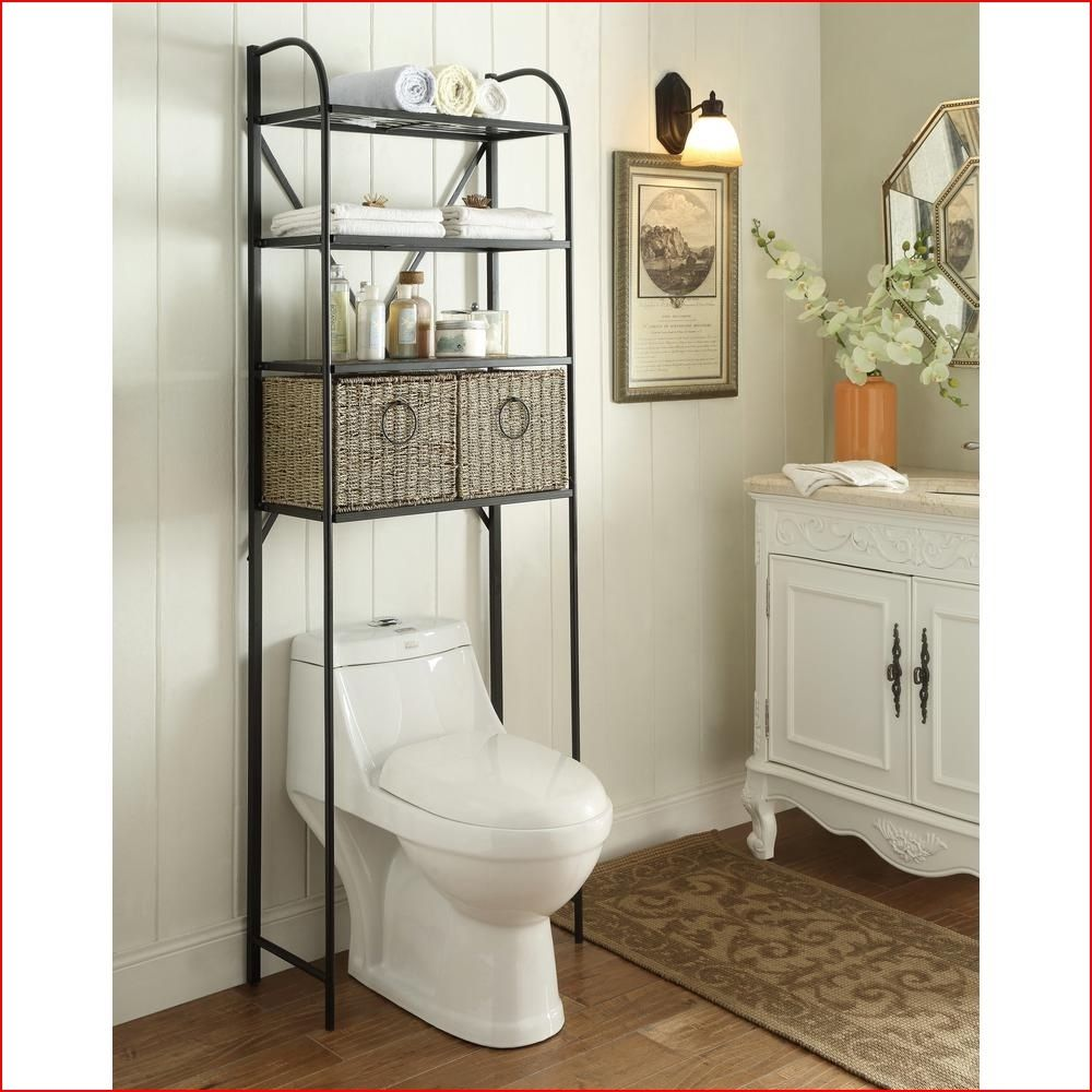 Space Saver Bathroom Cabinet Tower | Bathroom Cabinets | Pinterest ...