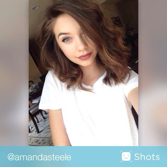 Marvelous Im In LOVE With Amanda Steeleu0027s Hair!! Thinking Of Cutting Mine Like Hers?