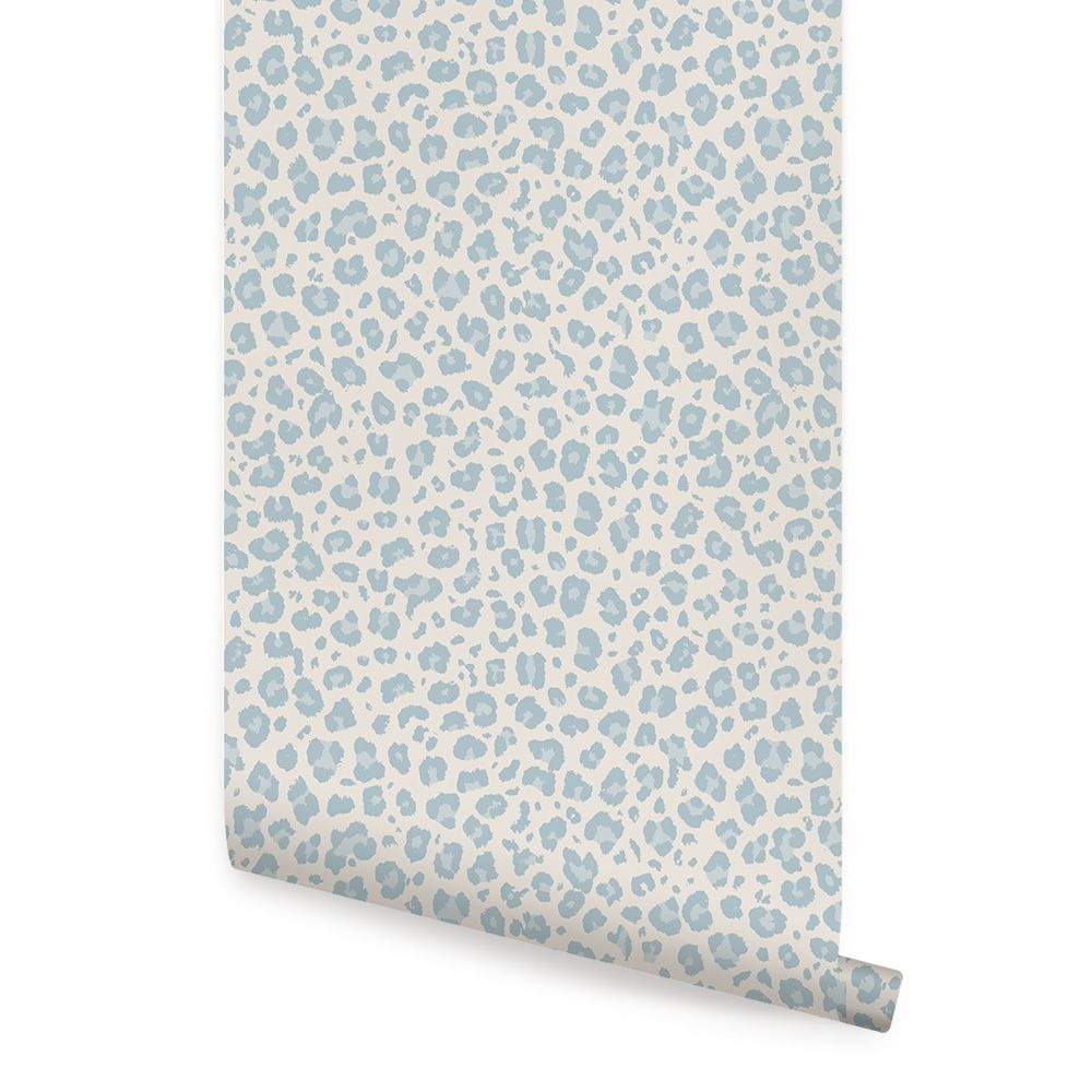 Animal Print Leopard Peel And Stick Wallpaper Peel And Stick Wallpaper Leopard Wallpaper Simple Shapes