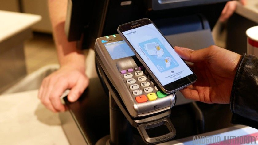 Check to see if Samsung Pay is draining your battery