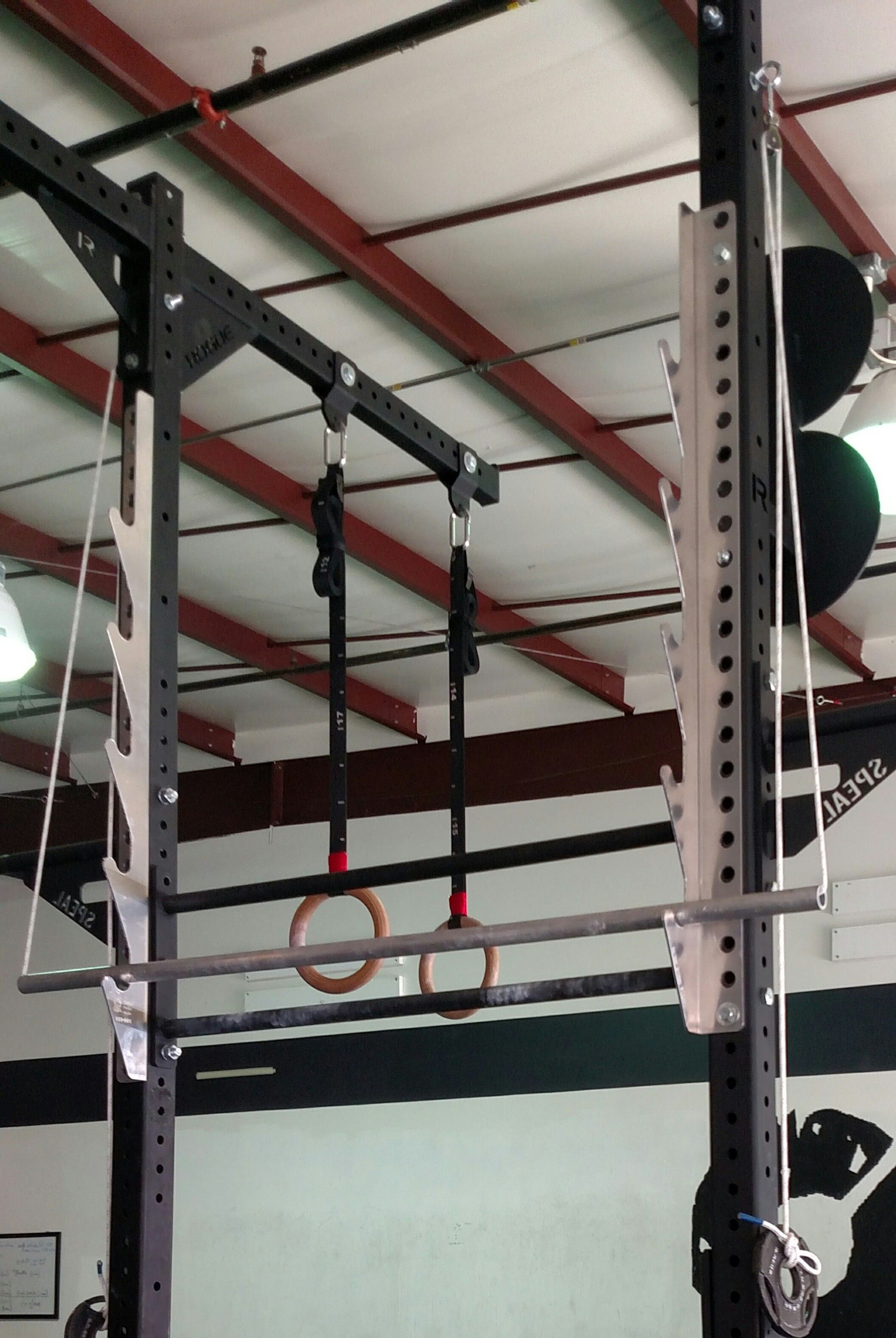 Garage Gym Warrior Salmon Ladder Sms Wall Rig Ninja Sports Products Diy Ladder