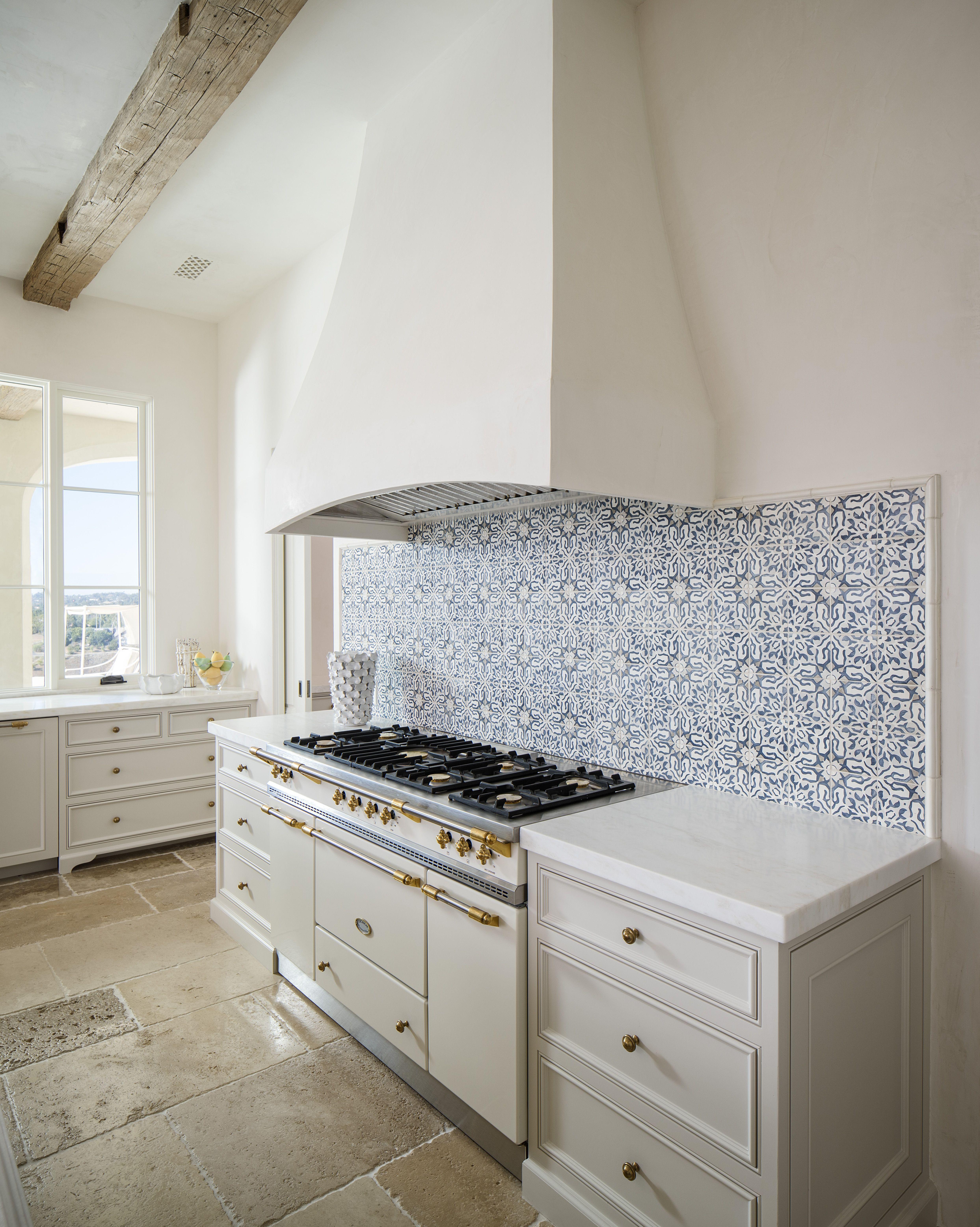 Lacanche Range in Crosby Kitchen | Sommer Design http://www ...