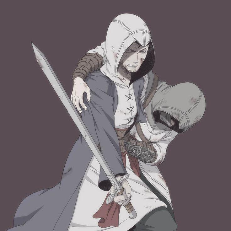 [AC1] Malik Al-Sayf   Assassin's - 51.9KB