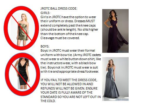 High School Military Ball Gowns