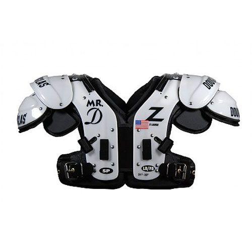 Douglas SP Mr DZ LB/FB Shoulder Pad