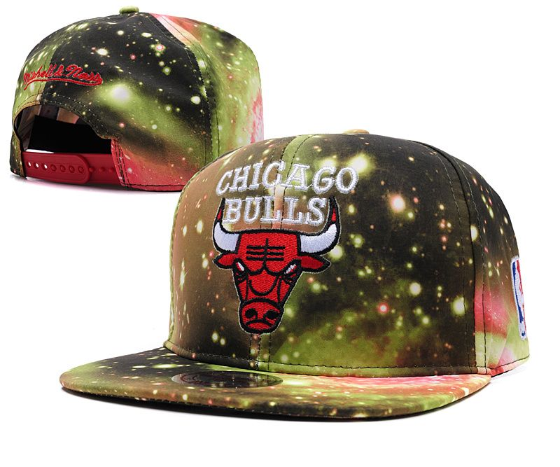 ab1d4189fb8 NBA Mitchell And Ness Hats Chicago Bulls Snapback Galaxy Hats 8299! Only   8.90USD