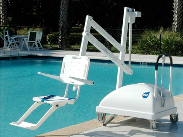 Ada pool accessibility pictures portable aquatic pool - Swimming pool wheelchair lift law ...