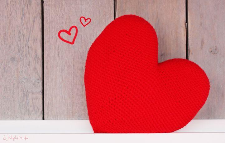 herz h keln berraschen sie jemanden an valentinstag h kelideen. Black Bedroom Furniture Sets. Home Design Ideas