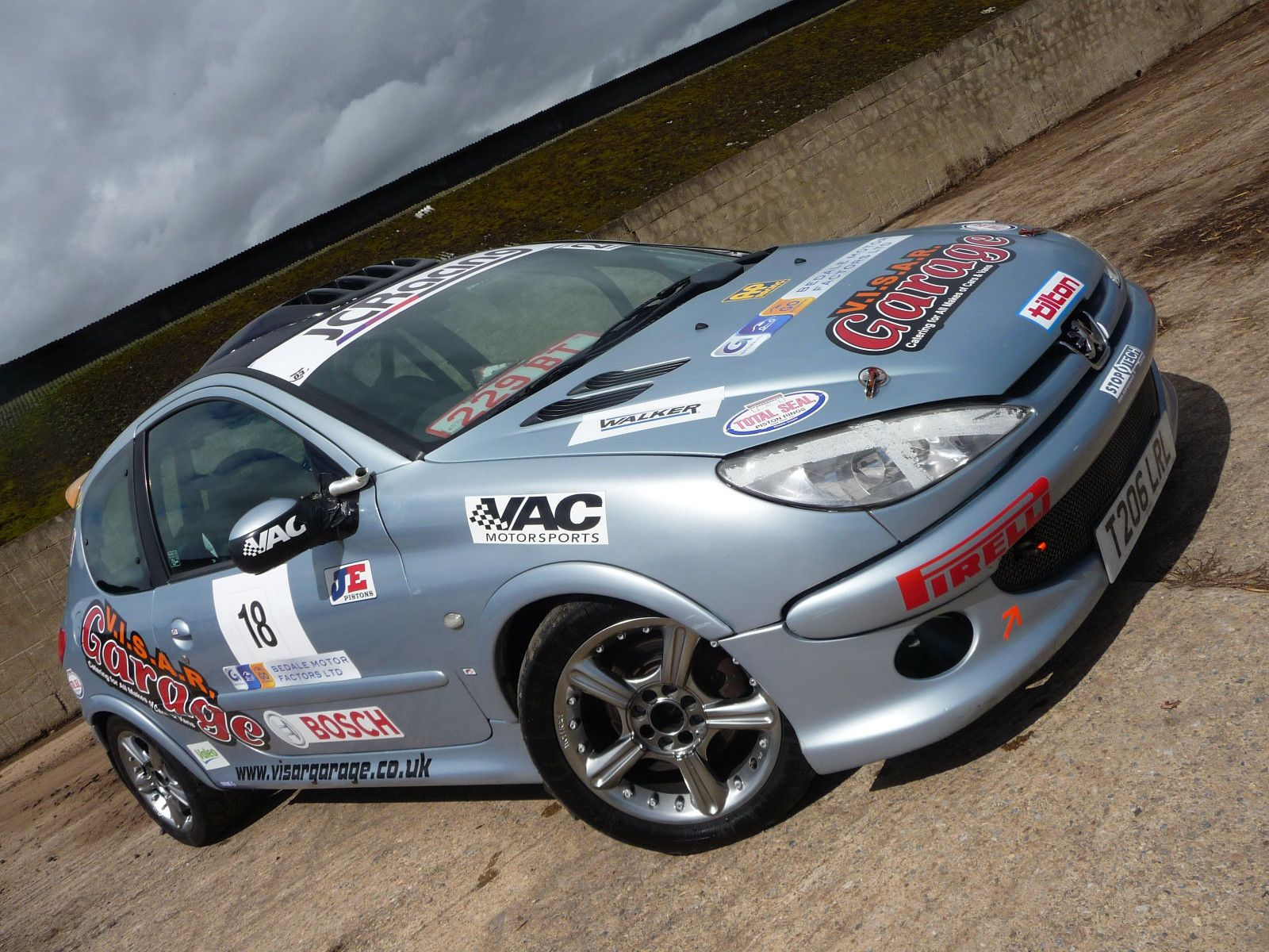 Ebay Peugeot 206 2 0 Gti Track Car Runs And Drives Great