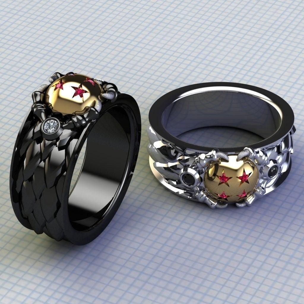 different z dbz ball epic rings wedding dragon il geekdom