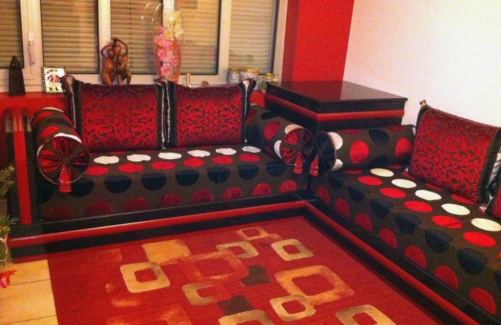 Salon marocain pas cher à vendre sur Paris - Déco Salon ...