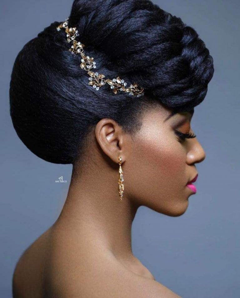Wedding Hairstyle Courses: 19 Amazing And Artistic Braided Hairstyles For Black Girl