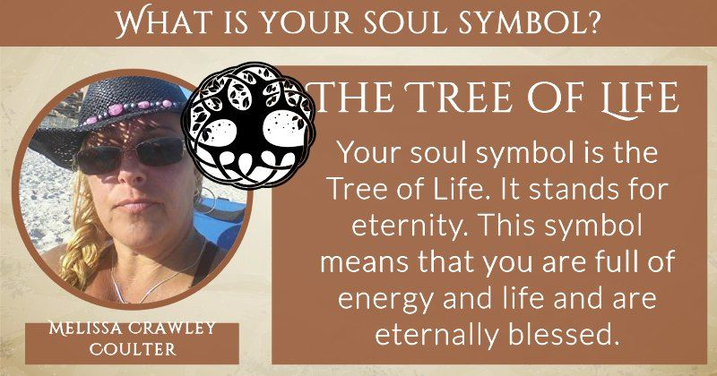 What Is Your Soul Symbol Life In A Nut Shell Pinterest