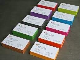 Colored edge business cards httpsspotuvbusinesscards colored edge business cards https reheart Image collections