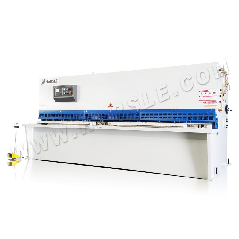 Hydraulic Sheet Metal Shear With E21s Qc12k 20 3200 Hydraulic Shearing Machine Manufacturers Sheet Metal Shear Cnc Press Brake Sheet Metal