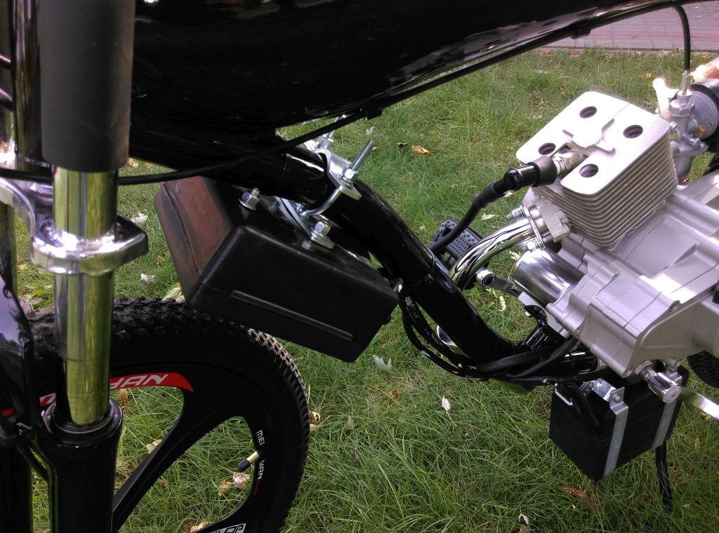 Rower Z Silnikiem Spalinowym Rozruch Elektryczny 6965673187 Oficjalne Archiwum Allegro Woodworking