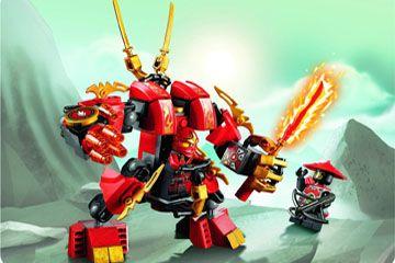 lego ninjago - Ninjago Rouge