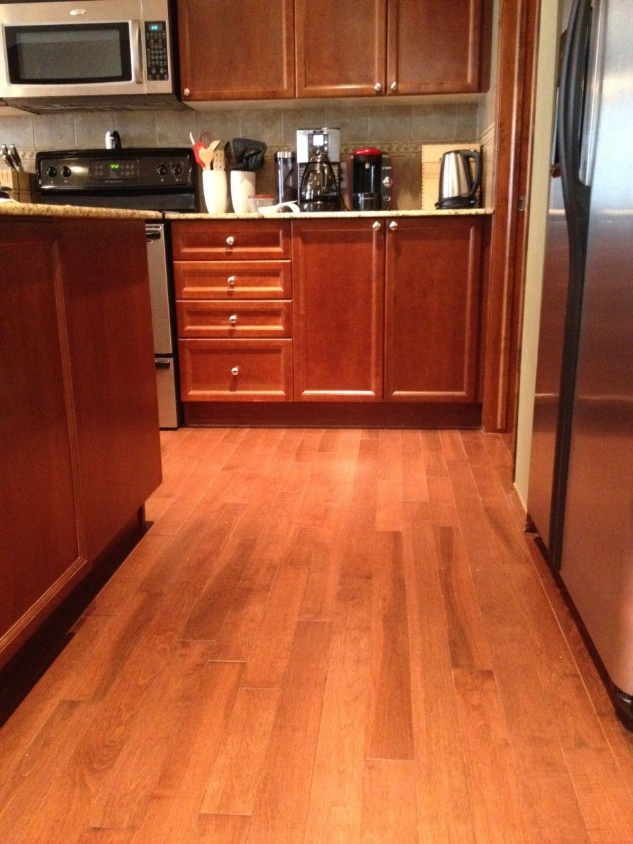 20 kitchen flooring ideas pros cons and cost of each option kitchen flooring wooden on kitchen flooring ideas id=38011