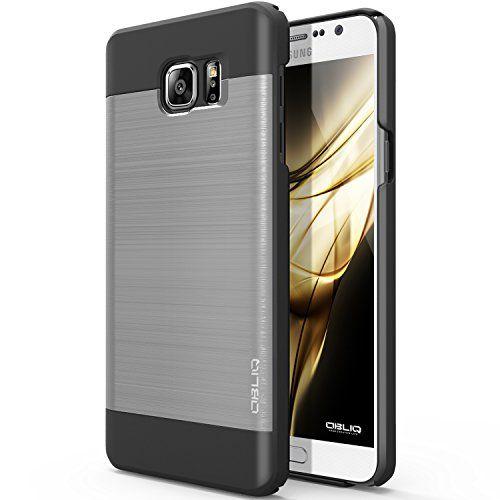 Galaxy Note 5 Case, OBLIQ  - Thin Slim Fit Bumper Metallic Polycarbonate Finish All Around Protection Hard Case for Note 5