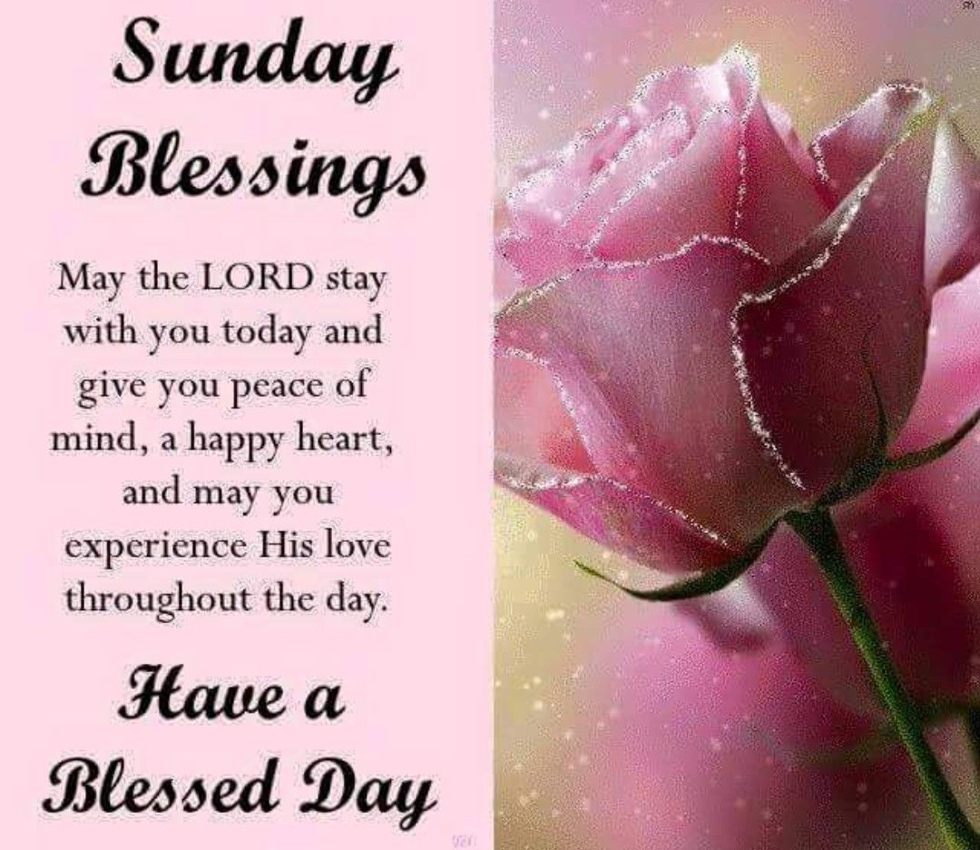 Pin By Sb On Inspirational Pinterest Blessings Sunday Greetings