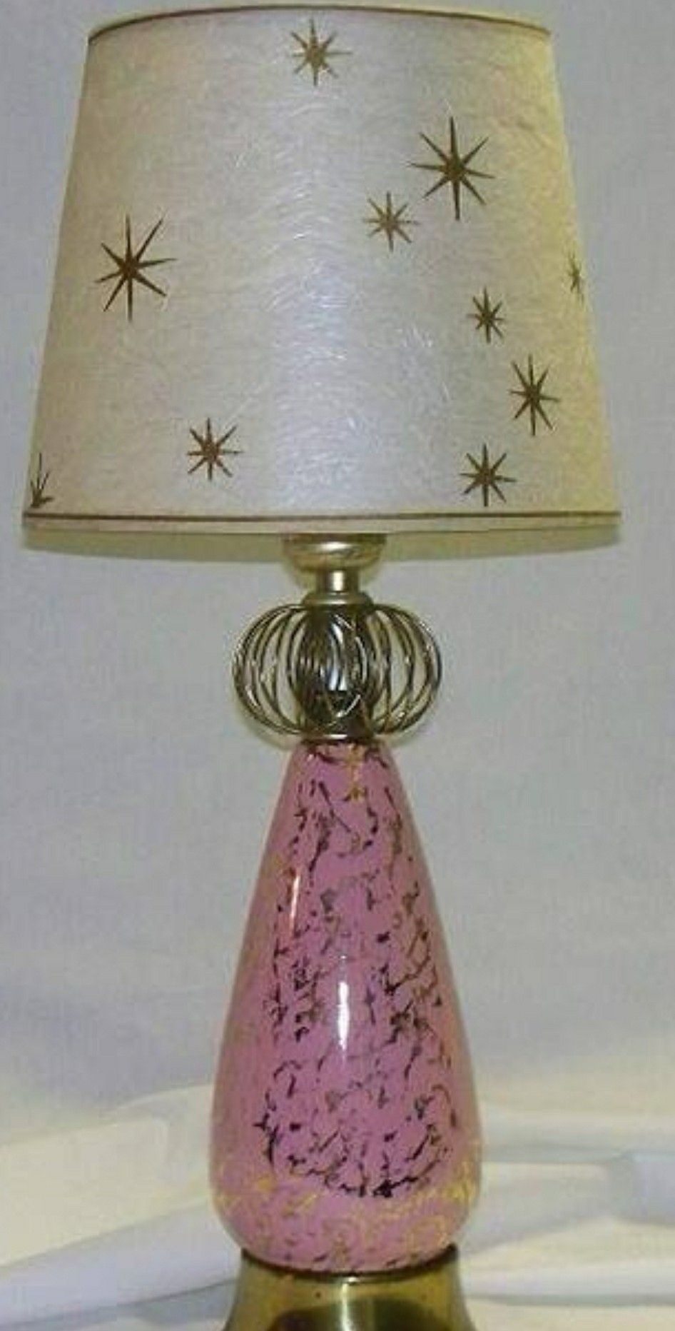 Pin By Sharon Parker On Mid Century Mid Century Lamp Mid Century Modern Lamps Pink Lamp