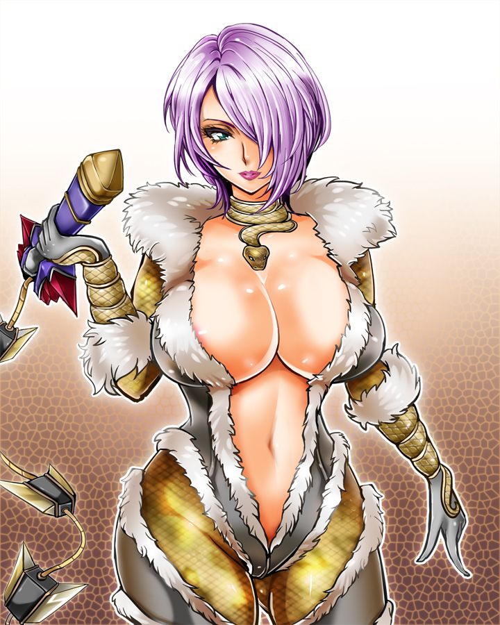Isabella Valentine, Soul Calibur By Toshikazu | Games | Pinterest .