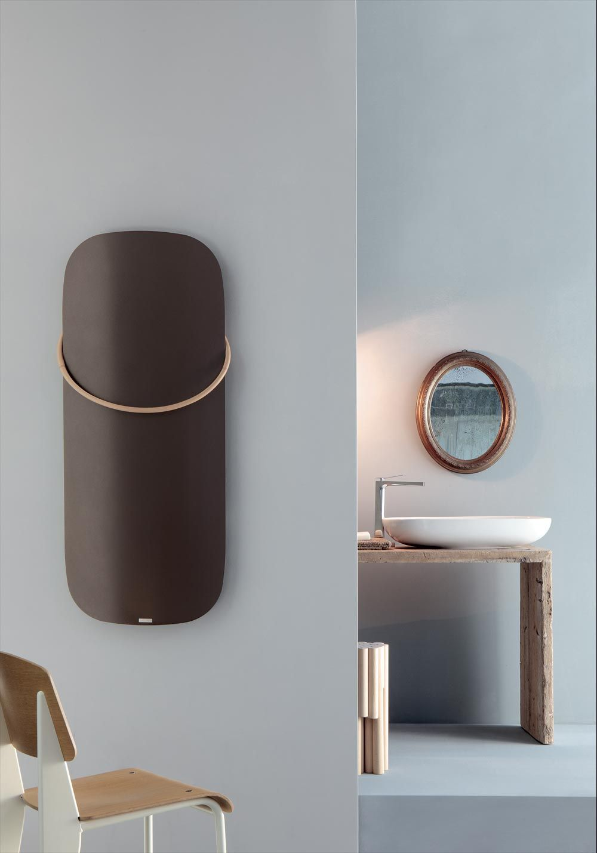 Schema cat belt radiatore di design in alluminio con - Portasalviette design ...