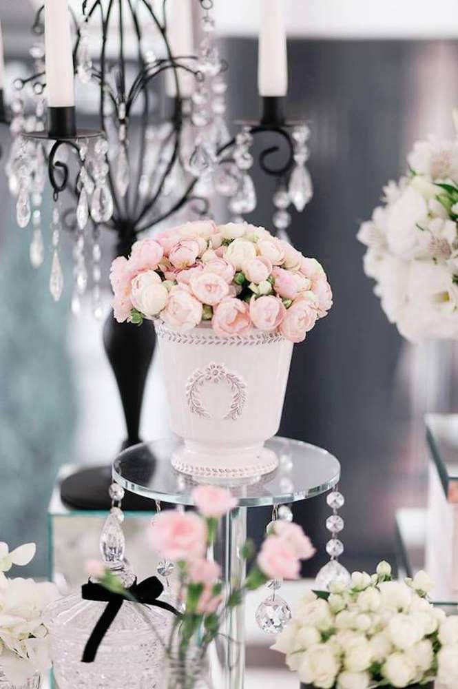 Chanel Luxury Birthday Party Ideas In 2019 Birthday
