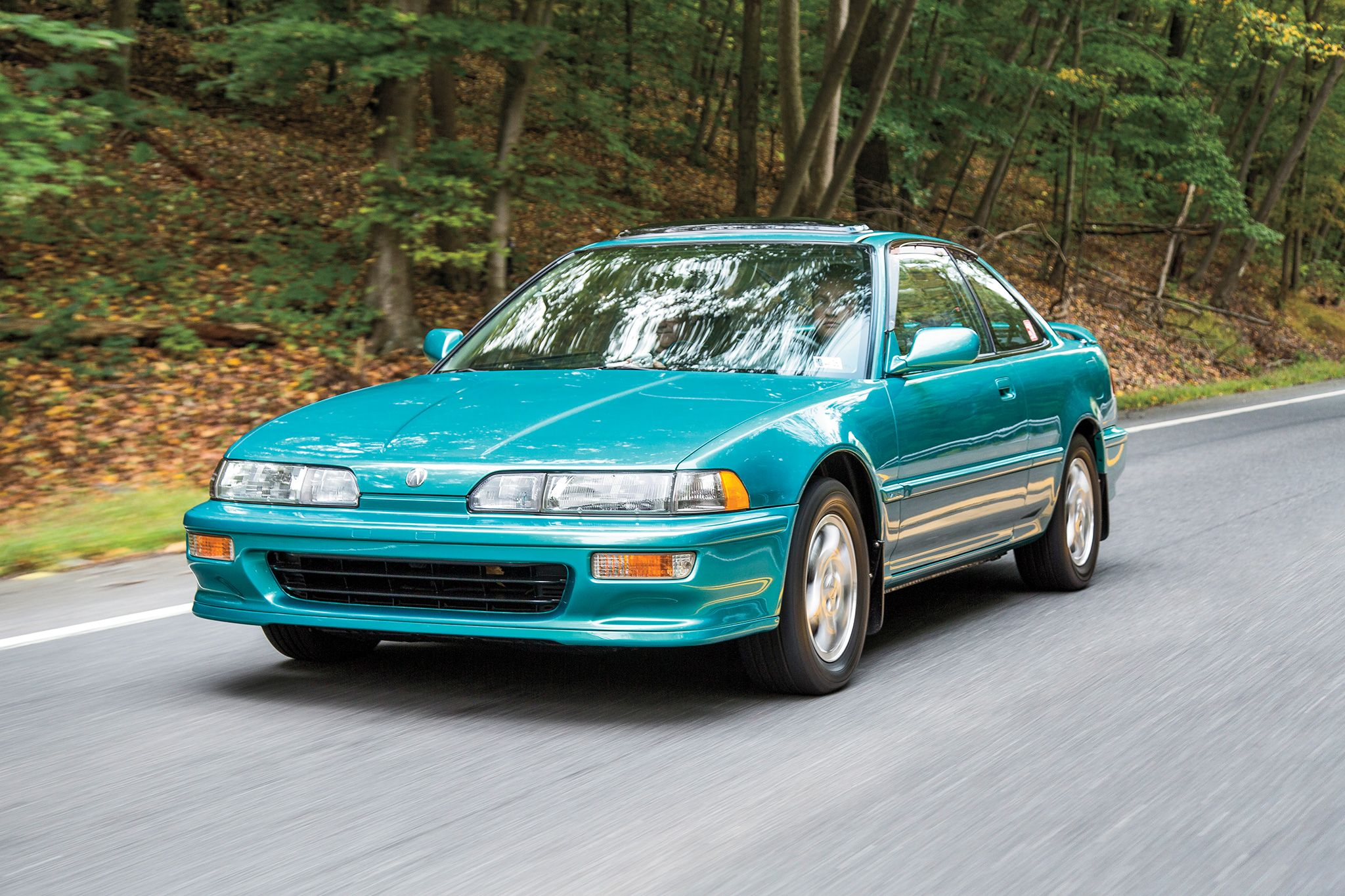 1992-'93 Acura Integra GS-R: The second-generation of the Japanese marque's  coupe boasts state-of-the-art technology and an entertaining character.