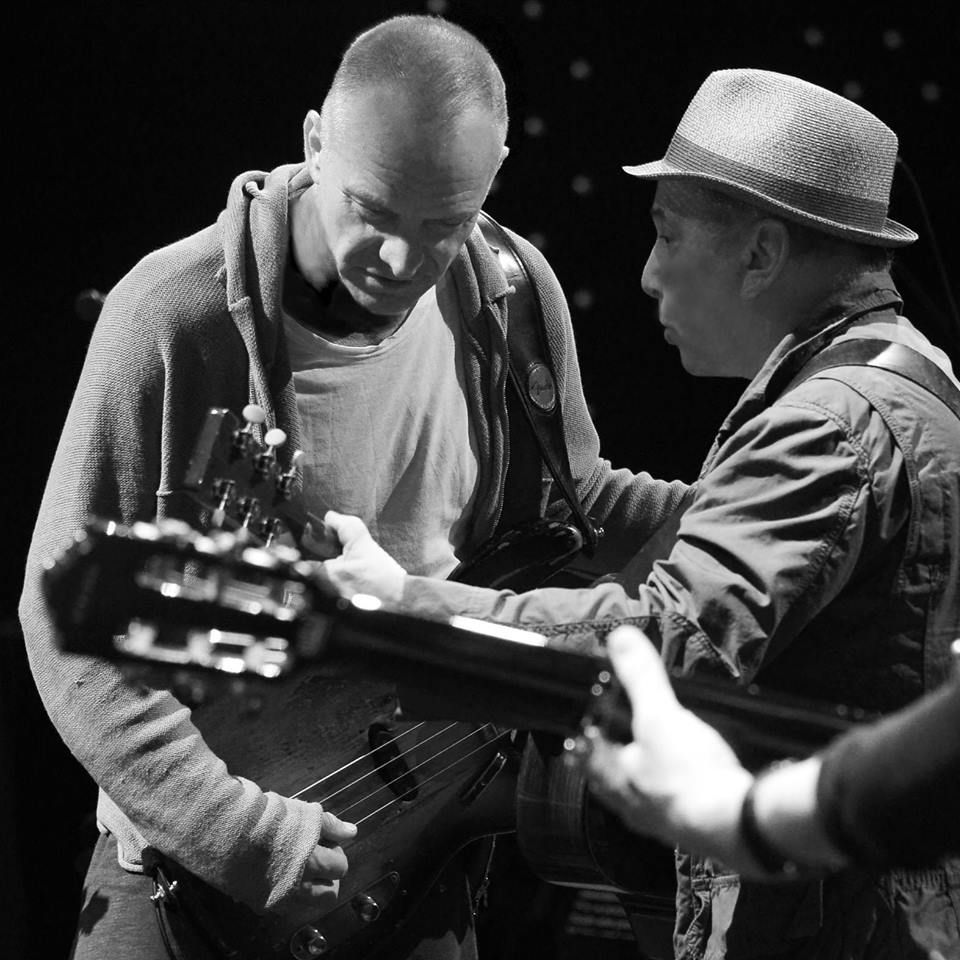 Paul Simon and Sting The Wells Fargo Center March 7