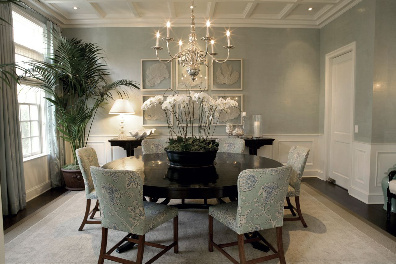 Berman House Dining Room 2 Jpg Jpeg Image 1279x853 Pixels Scaled 93 Dining Room Small Dining Room Design White Wainscoting