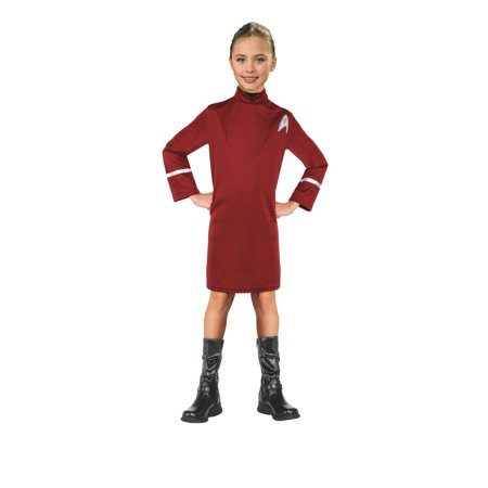 Star Trek TOS Original Series Nyota Uhura Classic Uniform Costume Cosplay Adult
