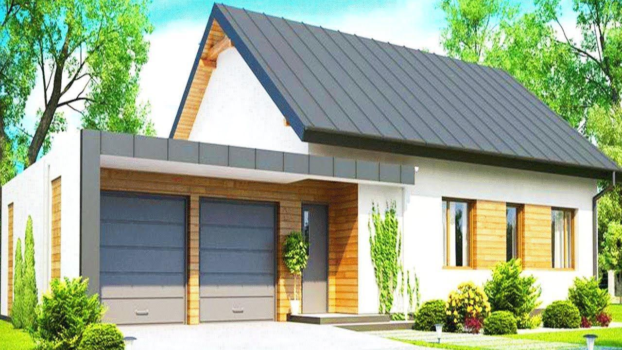 Absolutely Cozy Z182 One Storey House With Large Side