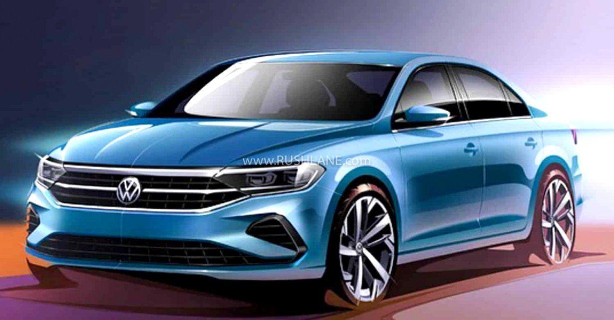 2020 Volkswagen Vento Price And Review Volkswagen Volkswagen Polo Sedan [ 642 x 1230 Pixel ]