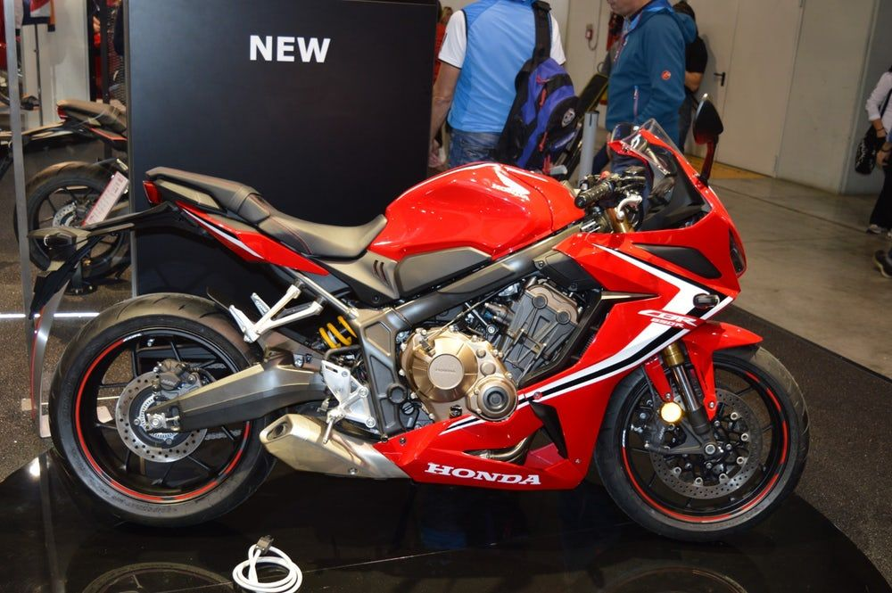 In Pictures All The Action From Eicma 2018 Motorcycle Show With