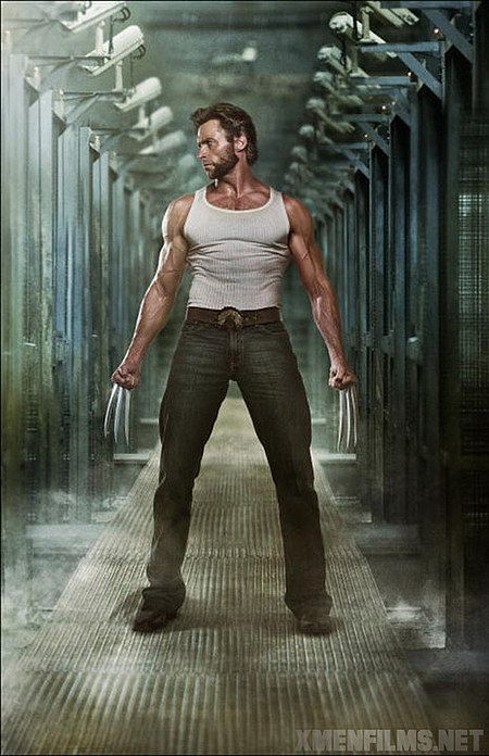 3 New X Men Origins Wolverine Promos Hugh Jackman Wolverine Hugh Jackman Jackman
